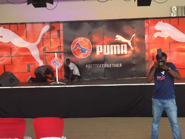 ABS FC Unveils 5-year Sponsorship deal with PUMA