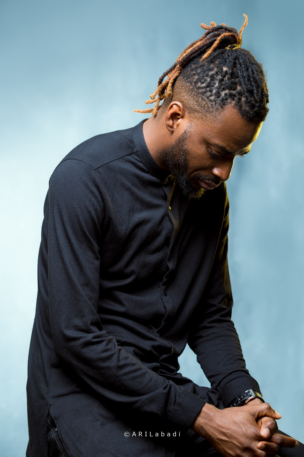 BellaNaija - 9ice debuts New Look in New Photos