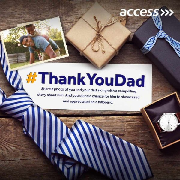 Access Bank Father's Day