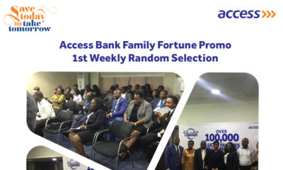 Access Bank Family fortune promo