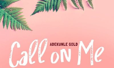 "BellaNaija - Call On Me! Adekunle Gold set to drop First Single off Forthcoming ""About 30"" Album"
