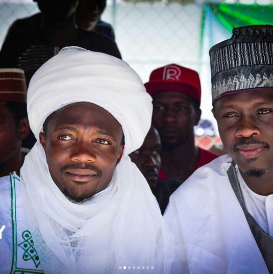 Ahmed Musa Opens Public Fitness Centre in Kano