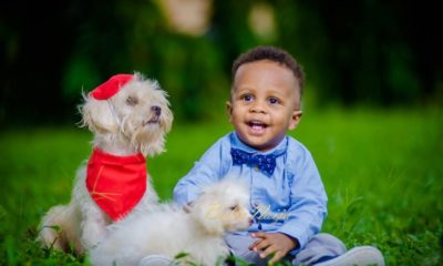 BN Living: It's Adorable Amare & His Favourite Things in His 1st Photoshoot!