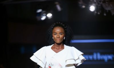 #AFWN17 | Africa Fashion Week Nigeria DAY 2: Audree Hope