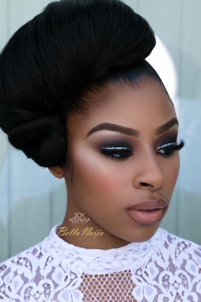 Bridal Makeup Lookbook : BN Bridal Beauty: Joy Adenugas The Glam Bride Makeup ...