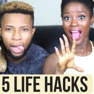 BN TV: 5 Easy Life Hacks You Should Know by DIYDose & Chuey Chu