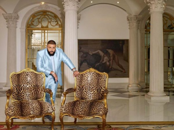 BellaNaija - DJ Khaled is All About the Boss Life in New Photos