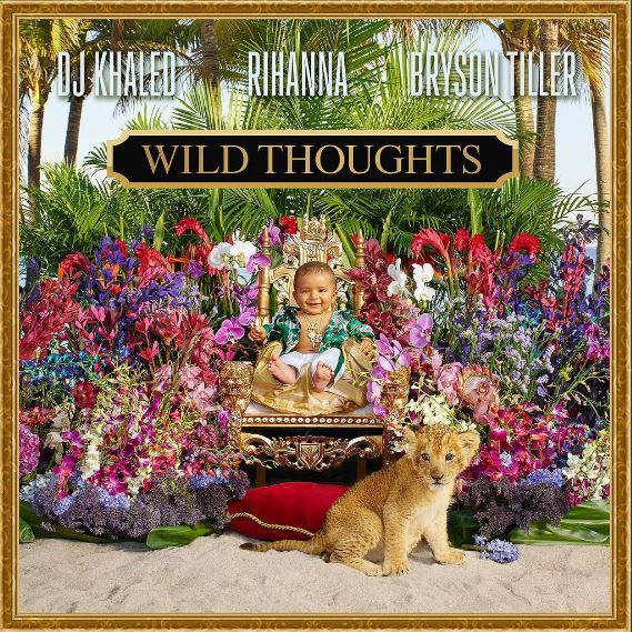 "DJ Khaled, Rihanna & Bryson Tiller set to Drop ""Wild Thoughts"""