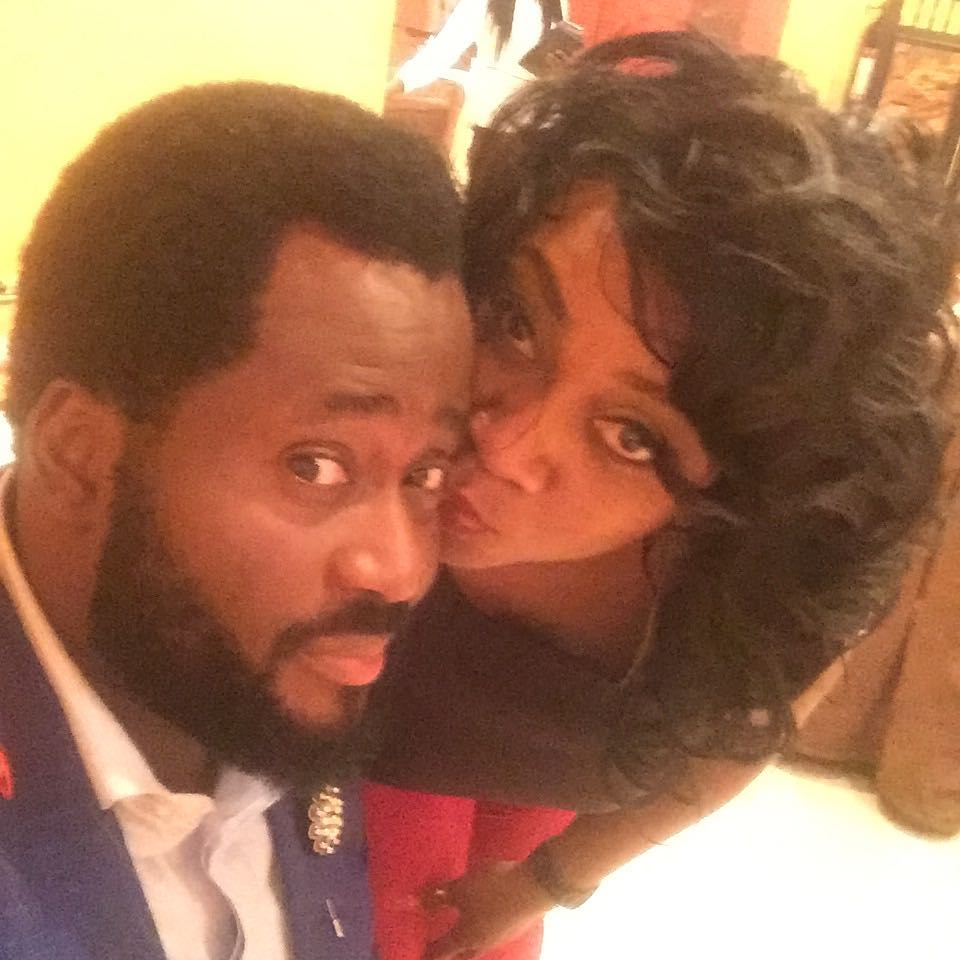 BellaNaija - Desmond Elliot shares Lovely Message to His Wife on her Birthday