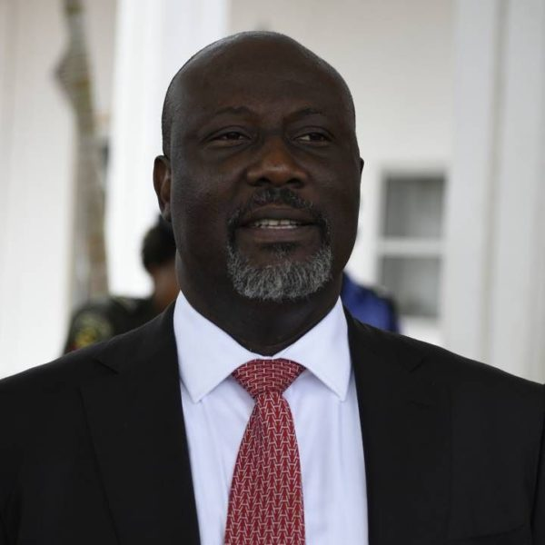 Dino Melaye in Police Custody | BellaNaija