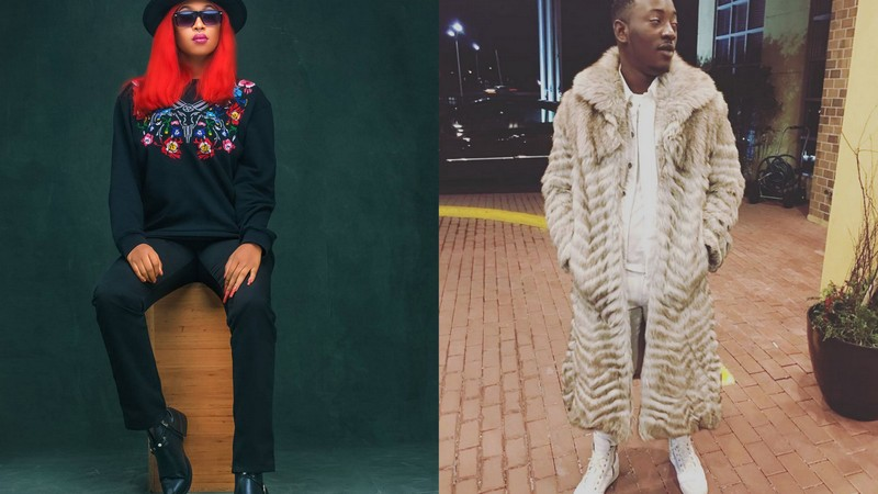 BellaNaija - Cynthia Morgan insists Dammy Krane's arrest is God's Way of correcting Him