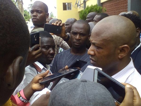 Evans objects to arraignment on fresh charges