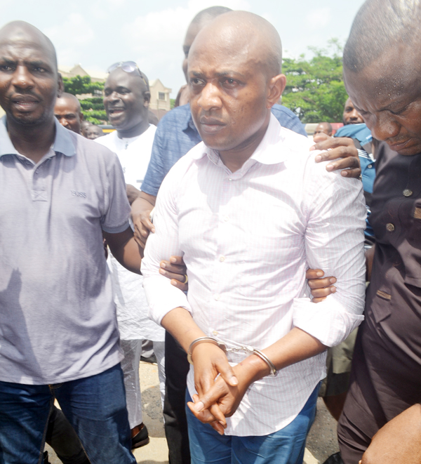 Kidnap Kingpin Evans Files Another Suit, Sues for N300 Million as Damages