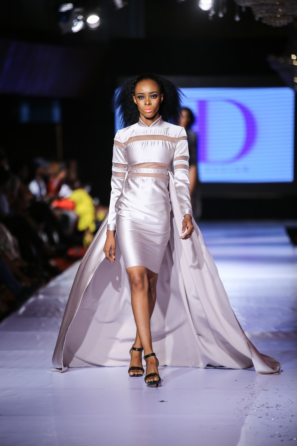 #AFWN17 | Africa Fashion Week Nigeria DAY 2: Eve Designs