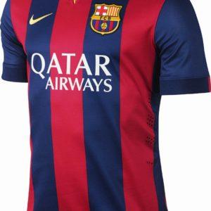 Saudi Arabia Bans Barcelona Shirts with Qatar Airways Sponsor
