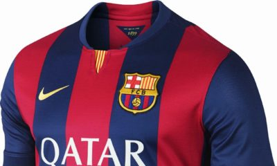 Saudi Arabia Bans Barcelona Shirts with Qatar Airways Sponsor