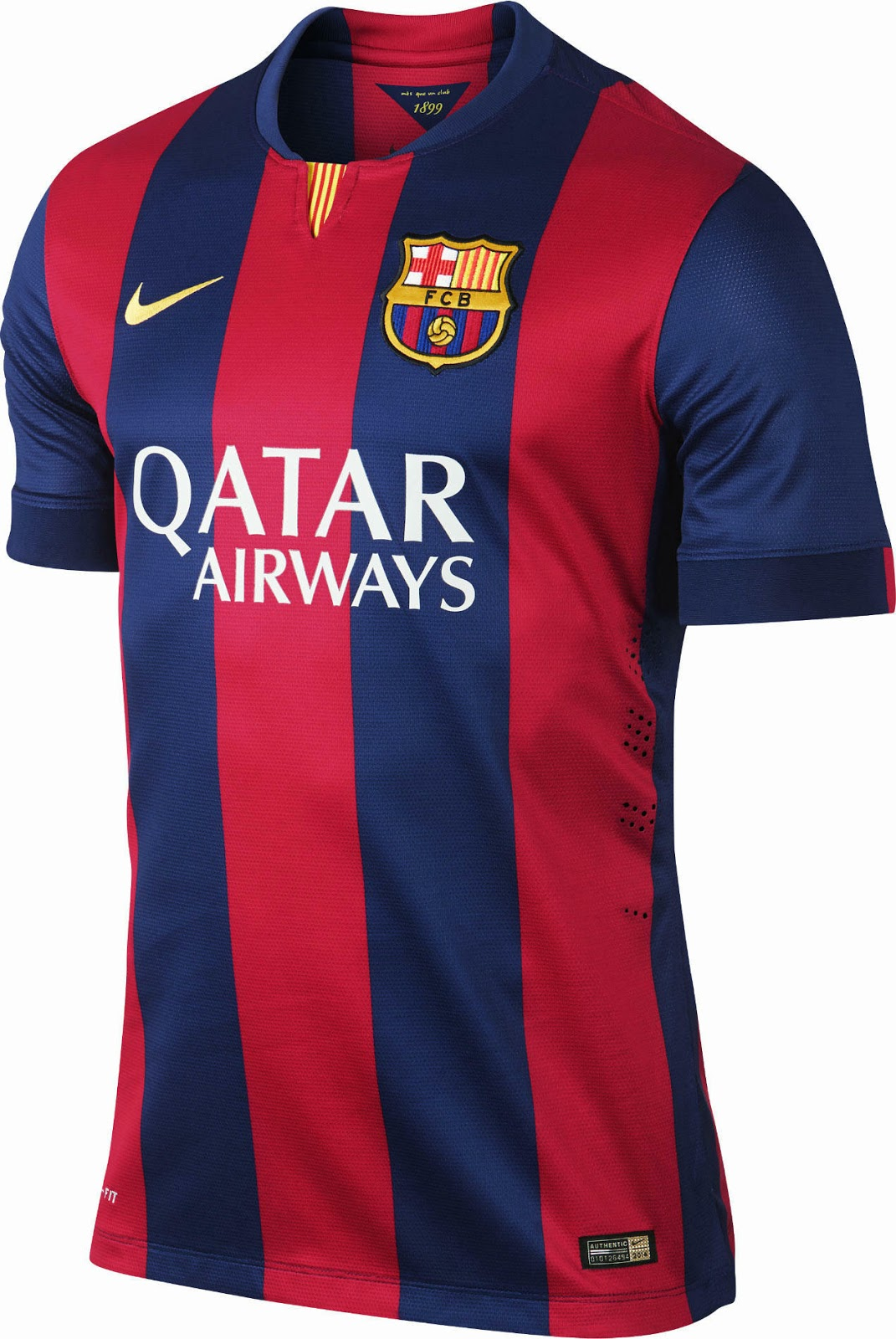 Saudi arabia bans barcelona shirts with qatar airways logo for Oficina qatar barcelona
