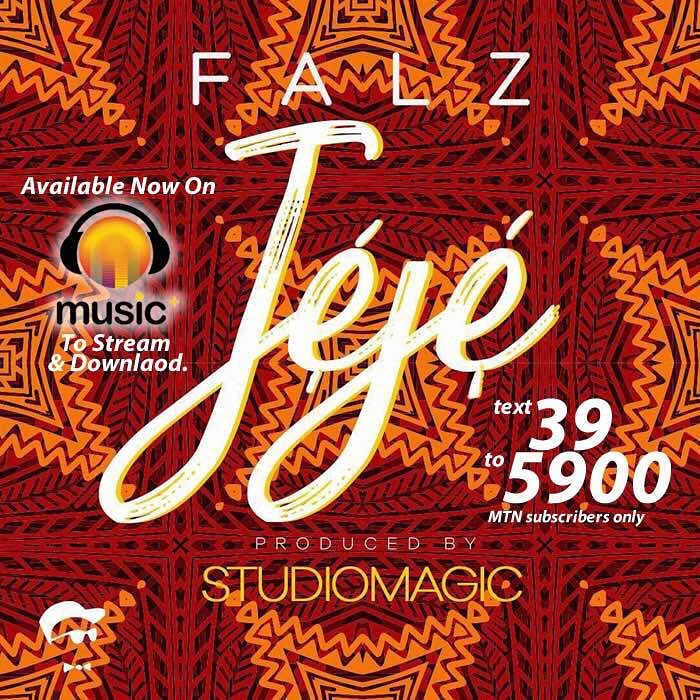 BellaNaija - New Music: Falz - Jeje