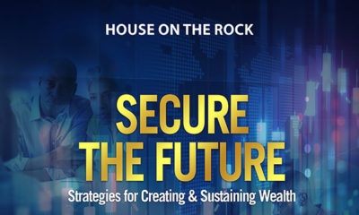 House on the Rock finance seminar