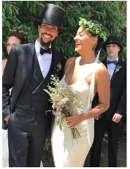 Diana Ross' Oldest son Ross Naess Ties the Knot with Family and Friends in Attendance