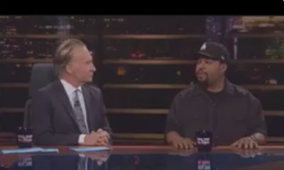 BellaNaija - Ice Cube cautions Bill Maher on His use of the N-Word | WATCH