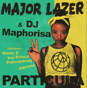 BellaNaija - New Music: Major Lazer ft. Nasty C, Ice Prince, Patoranking & Jidenna – Particula