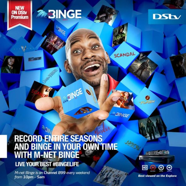 DStv King or Queen of Binge