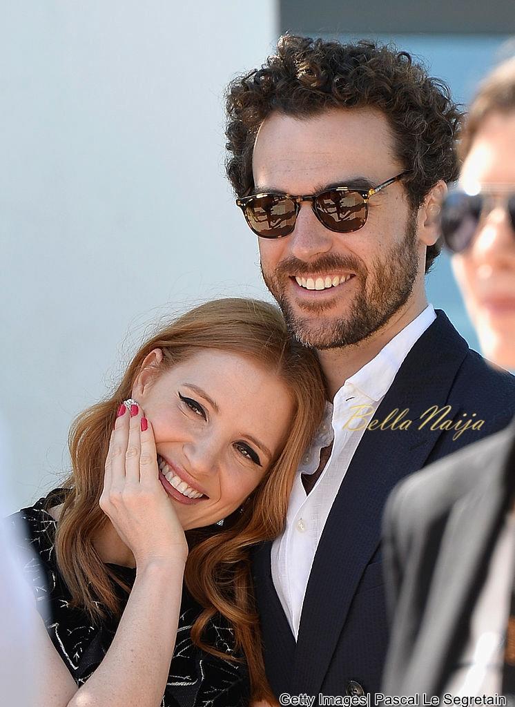 Jessica Chastain Married her Longtime boyfriend Gian Luca Passi de Preposulo