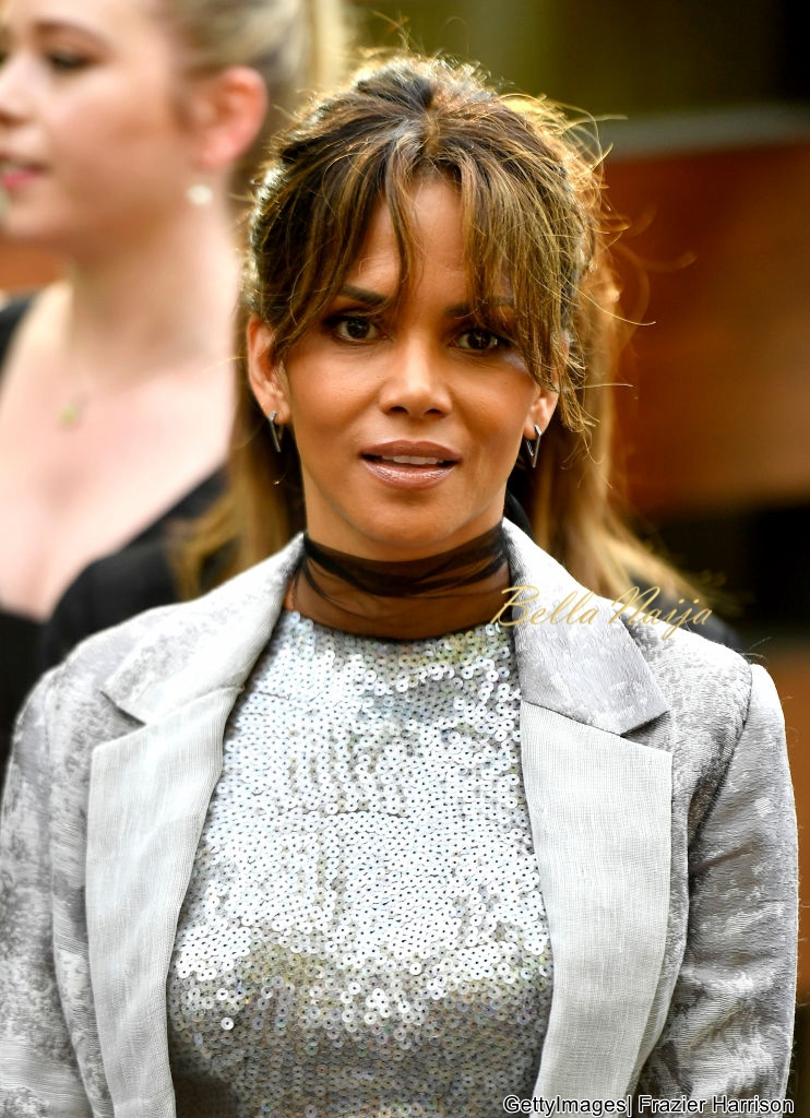 Halle Berry Sparks Pregancy Rumours