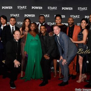 Nautri Naughton, Omari Hardwick , 50 Cent & more Grace the Red carpet for the Premiere of Power Season 4