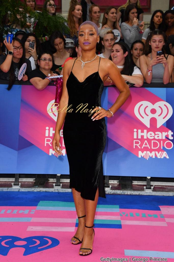 iHeart Radio MuchMusic Video Awards 2017: Keke Palmer, Iggy Azalea & More on the Attend