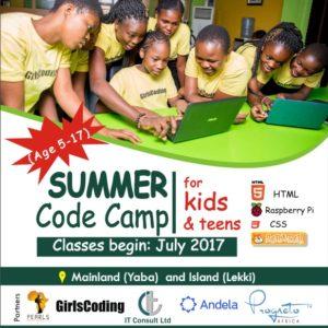 GC Summer Code Camp