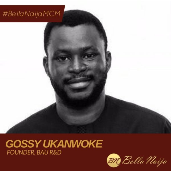 Disrupting the Nigerian Education Sector! Gossy Ukanwoke is Our #BellaNaijaMCM this Week