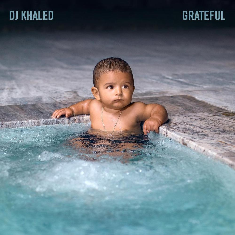 "BellaNaija - Boss Baby! DJ Khaled's Son is the Cover of His New Album ""Grateful"""