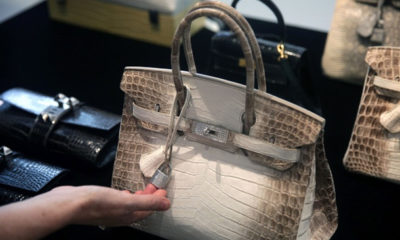 Hermès Birkin's Handbag Breaks World Record, Sells for $380,000