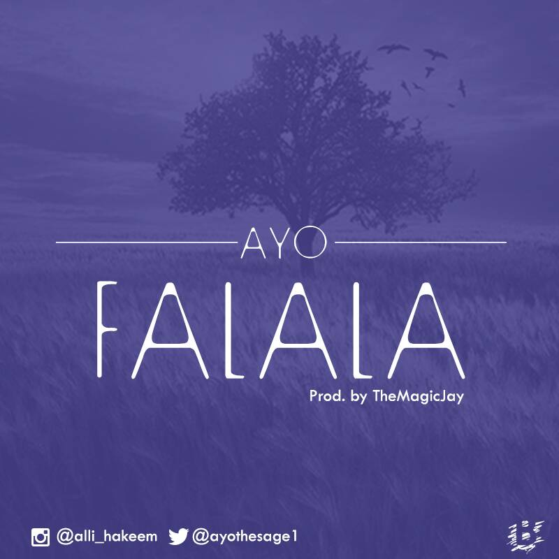 BellaNaija - New Music: Ayo - Falala