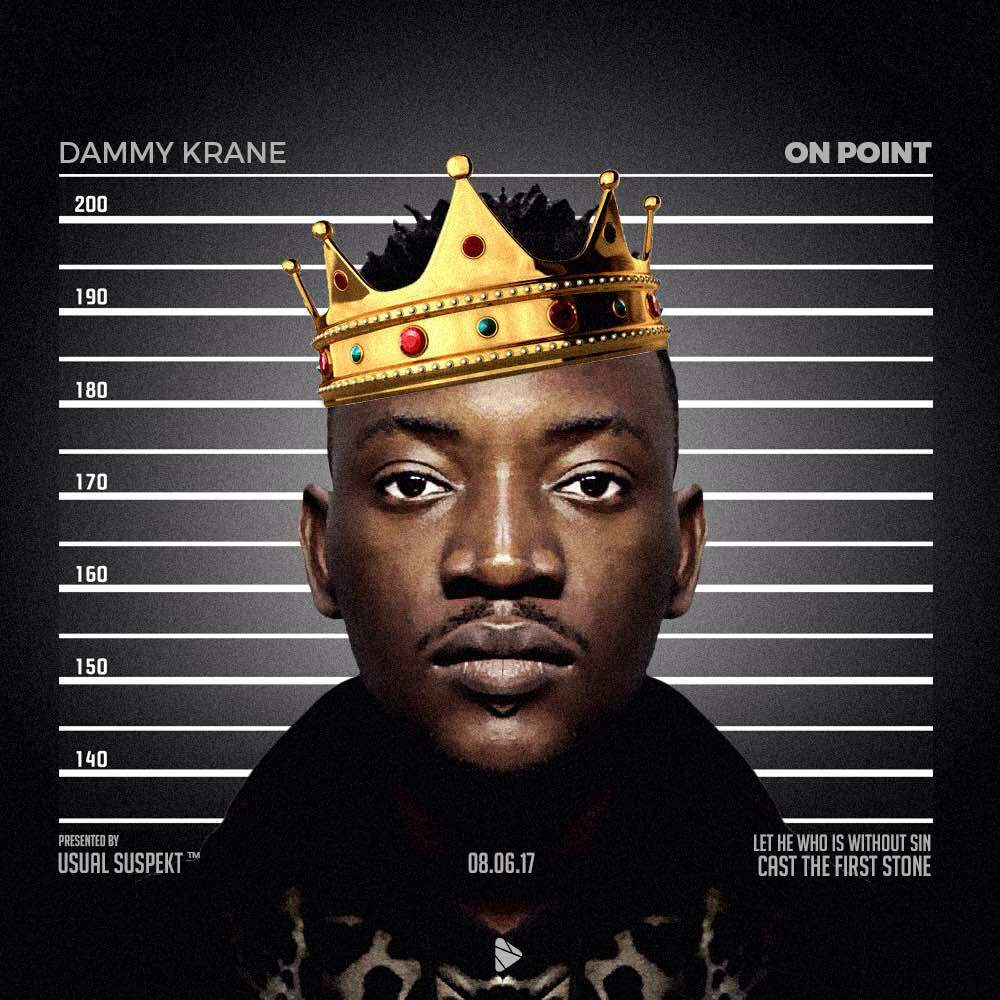 "BellaNaija - Dammy Krane celebrates Release with New Single ""On Point"" 