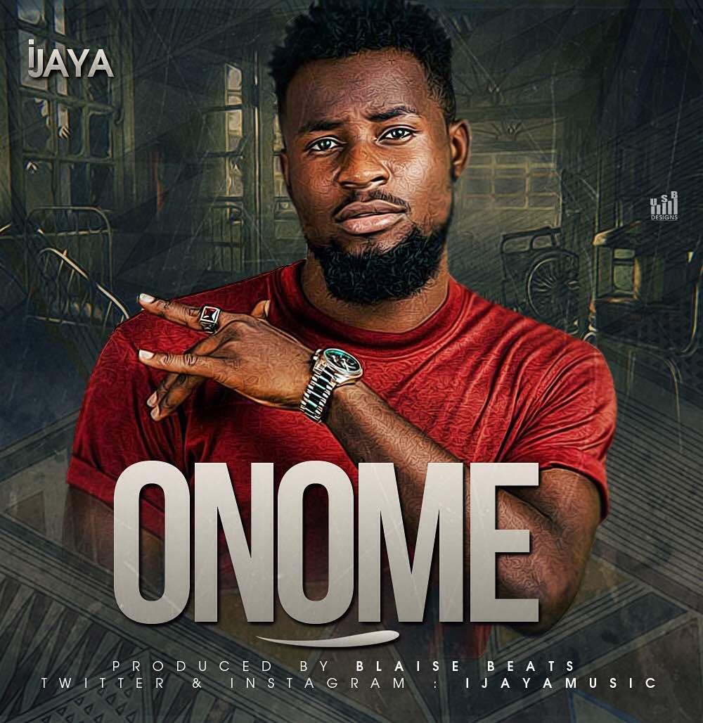 BellaNaija - New Music: Ijaya - Onome