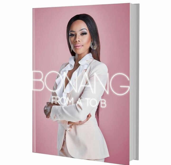 Years in the Making! Bonang Matheba Releases her New Book 'Bonang from A to B'