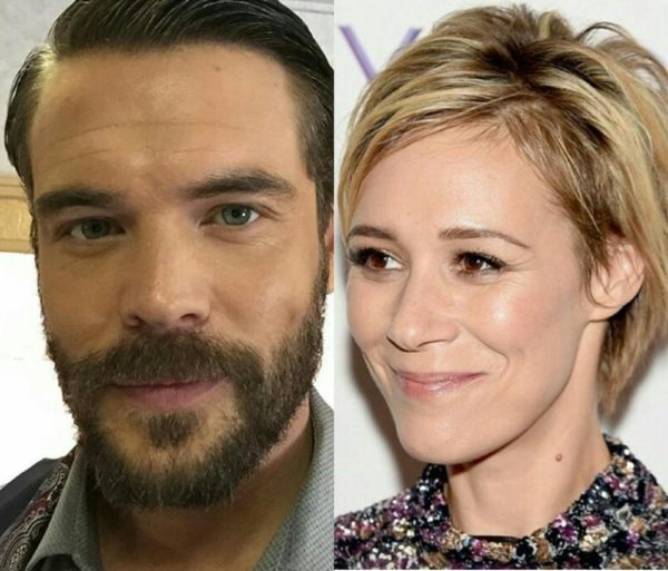 17 Best Images About How To Get Away With Murder Fans On: How To Get Away With Murder's Liza Weil & Charlie Weber