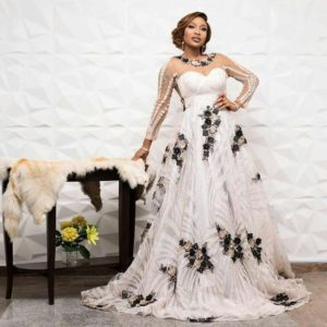 Hot Mama! Tonto Dikeh Shares Gorgeous Birthday Photos