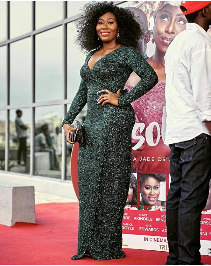 Dakore Akande, Funke Akindele Bello, Tiwa Savage & More at the Premiere of #IsokenTheMovie
