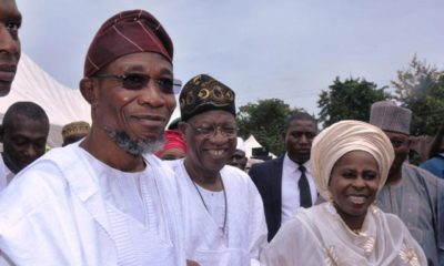 "BellaNaija - ""If there is a war today, none of us will escape"" - Lai Mohammed Warns"