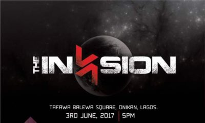 1 Day to go to The Invasion! Join Thousands of People at the TBS; FREE Buses Available across Lagos