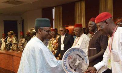 Mallam El-Rufai meets Igbo leaders