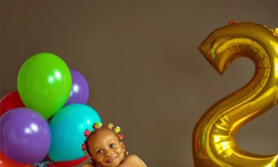 BN Living: Iradat's Sunshine turns 2! See their Adorable Photos