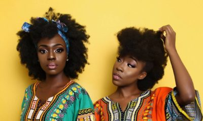 BellaNaija - Melanin Glow! Beverly Osu & Beverly Naya are Flawless in New Photos