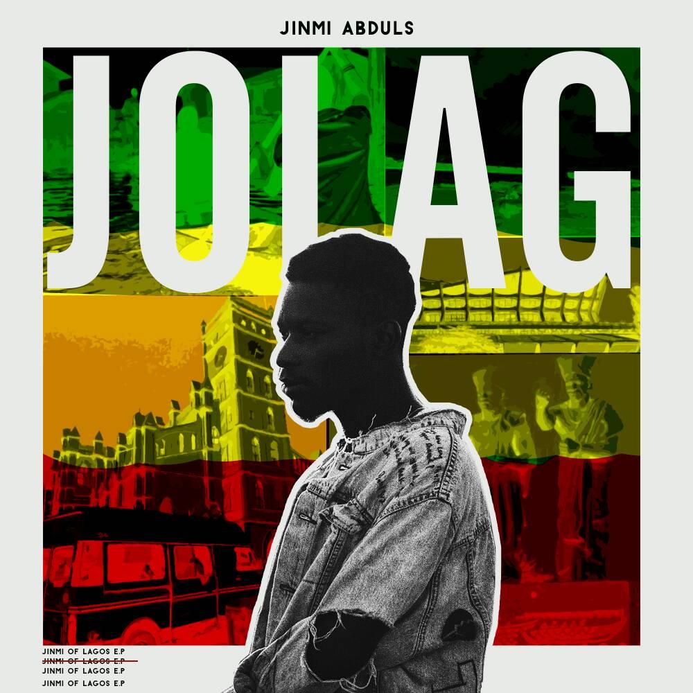 BellaNaija - New EP: Jinmi Abdul - JOLAG