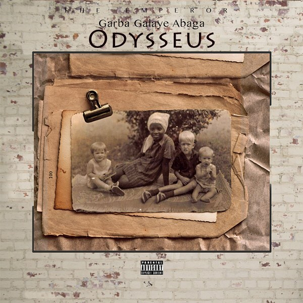 "BellaNaija - Jesse Jagz finally set to release Much Awaited Album ""Odysseus"" | Unveils Album Art"