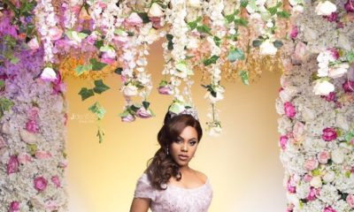 BN Bridal Beauty: Flowers for the Spring Bride! See these Exquisite Makeup Looks by Jide Of St.Ola